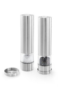 Zack 20933 FACILE electric pepper mill- Stainless Steal