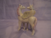 Unicorn and Pegasus Attractives Salt and Pepper Shakers