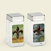 Highland Graphics-Bourbon Street Salt and Pepper Shakers