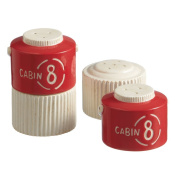 Midwest-CBK Thermos Salt and Pepper Shaker, Set of 2
