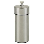 Chef Specialties 29922 5.5 Inch - 14cm FuturaBrushed Stainless Salt Mill