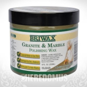 Briwax Granite and Marble Polishing Wax 240ml