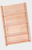 Wood Door Mount Spice Rack, 30.5cm