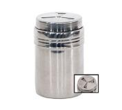 Adjustable-Top 270ml 3-Way Dredge/Shaker