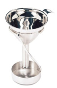 Swissmar Decanting Wine Funnel, 6-hole Stem with Stand