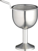 Barcraft Stainless Steel Wine Decanting Funnel