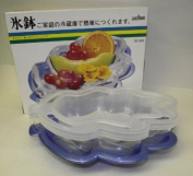 Plastic Ice Mould Leaf Made In Japan