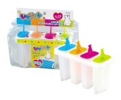 Cute Bears Ice Lolly Mould - Made in Japan!
