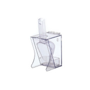 Cal-Mil Freestanding Ice Scoop Holder with 180ml Ice Scoop