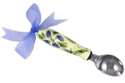 Art For A Cause 12501 Ice Cream Scoop Blue Floral