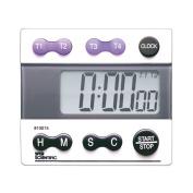 Sper Scientific 810015 5 Channel Digital Timer, 1 Sec Resolution, 24 Hrs. Range