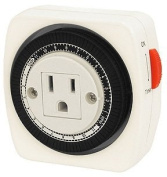 Westinghouse 12 Hour Indoor Mechanical Timer - Coffee, Appliances. Etc