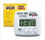 School Smart Digital Timer - 7cm x 7cm