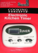Cooking Concepts Electronic Kitchen Timer