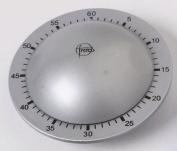 Fresco Bravo Magnetic 60 Minute Kitchen Timer Silver