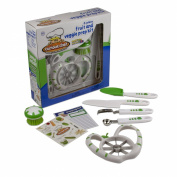 Curious Chef Kids 6-Piece Fruit and Veggie Prep Kit