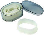 Fat Daddio's 7-Piece Oval Nylon Cutter Set