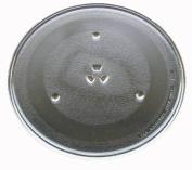 Panasonic Microwave Glass Turntable Plate / Tray 34.3cm F06014T00AP