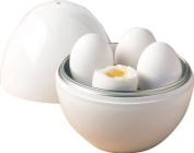 Microwave Egg Boiler by Miles Kimball