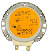Fits Fits Fits Fits Fits Fits Fits LG Electronics 6549W1S013K Microwave Oven Turntable Synchronous Motor