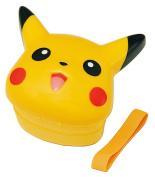 Pokemon Pikachu Shaped Bento Box Two Tiers #3159