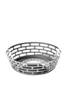 SteelForme Mirror 30.5cm Stainless Steel Round Fruit Bowl