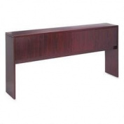 Hon Stack-On Storage for L-Shaped Station, 78 by 37.1cm by 94.3cm , Mahogany