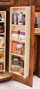 Pantry Mount Door Cabinet