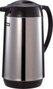 Zojirushi Polished Stainless Steel Vacuum Insulated Thermal Carafe, 1010ml