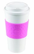 Copco 2510-9920 Acadia Travel Mug, 470ml, Bubble Gum