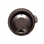2 ThermoServ Foam Insulated Coffee Mugs 590ml (1)Blue & (1)Black