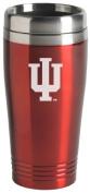 Indiana University - 470ml Travel Mug Tumbler - Red