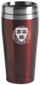 Harvard University - 470ml Travel Mug Tumbler - Burgundy