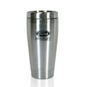 Ford F-150 Brushed Stainless Steel Travel Mug