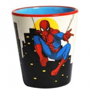 10.2cm Spider-Man Collectible Cartoon Superhero 300ml Tumbler