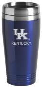 University of Kentucky - 470ml Travel Mug Tumbler - Blue
