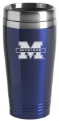University of Michigan - 470ml Travel Mug Tumbler - Blue