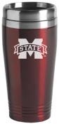 Mississippi State Univerty - 470ml Travel Mug Tumbler - Burgundy