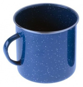 GSI enamel Mug blue 700 ml
