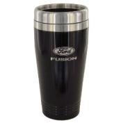 Ford Fusion Black Travel Mug