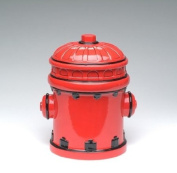 Appletree Design Who Let the Dawgs Out Fire Post Cookie Jar, 25.4cm