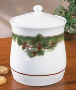 Pinecone Cookie Jar by Persis Clayton Weirs