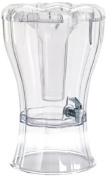 Buddeez Unbreakable 13.2l Beverage Dispenser with Removable Ice-Cone