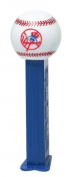 New York Yankees Pez Candy and Dispenser