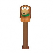 Disney's Toys Story-Slinky Dog Pez Dispenser and 1 Candy Refill