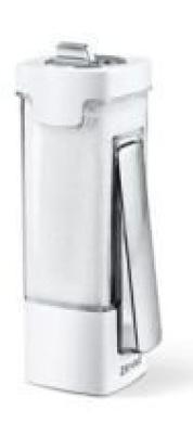 Zevro EMY101C Indispensable Sugar N More Dispenser White