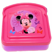 Disney Minnie Mouse Bowtique Sandwich Keeper