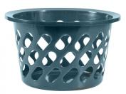 Easy Pack Multipurpose Round Plastic Basket