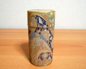 Mizunishiki Japanese Green Tea Metal Tin [ Blue ]