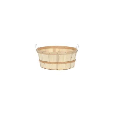 Texas Basket Company Shallow Bushel Basket